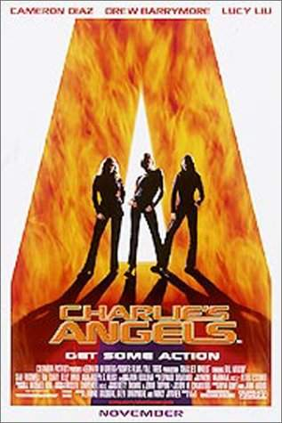 'Charlie's Angels' US movie poster