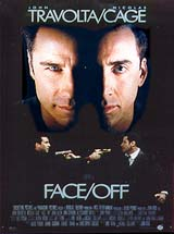 Face/Off US poster