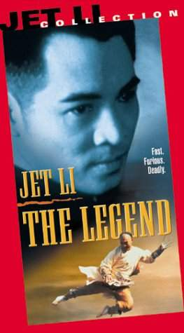 The Legend DVD cover