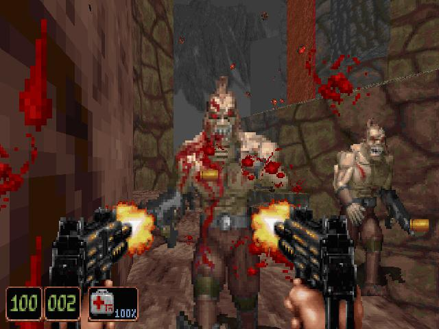 Shadow Warrior game screen
